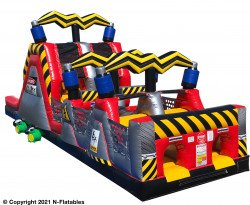 High Voltage Jr Obstacle Course