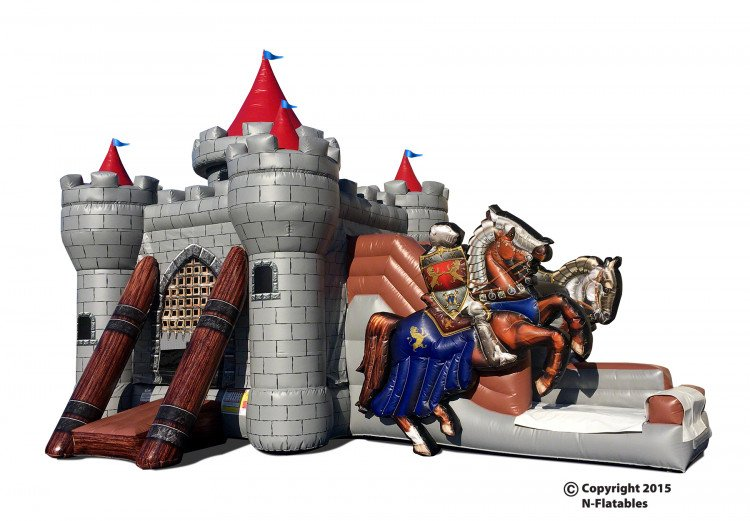 Knights Castle Combo