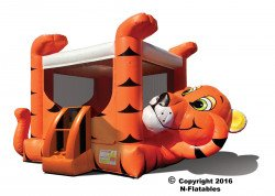 Tiger Belly Bouncer