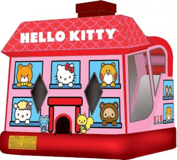 Hello Kitty 4-1 combo