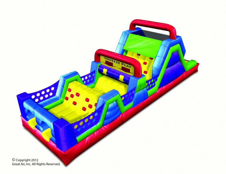 Whacky jr obstacle